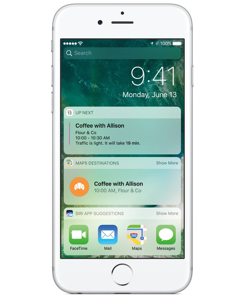 Apple объявила дату выхода заключительной версии iOS 10