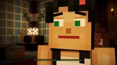 Геймплей третьего эпизода Minecraft: Story Mode - Season 2