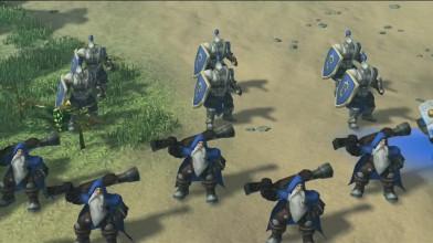 Трейлер фракции людей в моде Warcraft: Armies of Azeroth.