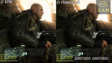 Crysis 3 GTX 1060 - 1080p - 1440p - 4K - i7 4790 and i5 (Simulated)