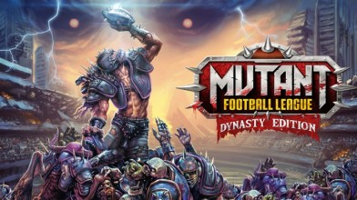 Кровавый спорт: Mutant Football League: Dynasty Edition вышла на PlayStation 4, Xbox One и Switch