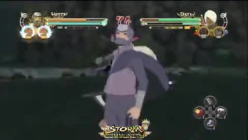 Naruto Shippuden Ultimate Ninja Storm 3 Full Demo