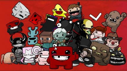 Мнение: управление Super Meat Boy Forever двумя кнопками даёт игрокам массу возможностей