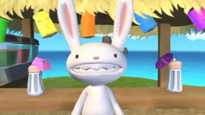 "Sam & Max: Moai Better Blues ""Trailer"""