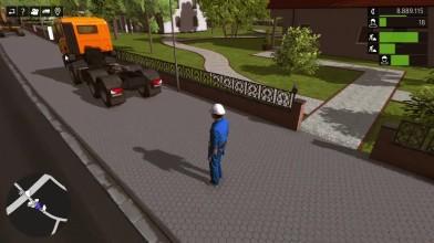 "Construction Simulator 15 ""Сабина не подведет _ ч54 """