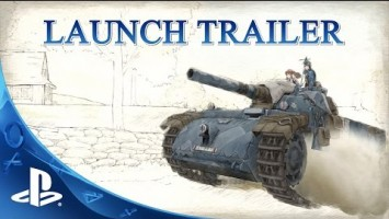 Состоялся релиз обновленной Valkyria Chronicles на PS4