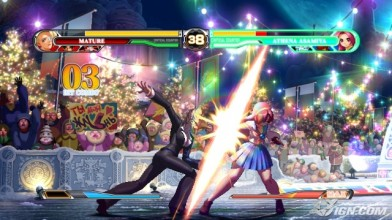 King of Fighters XIII. Саундтрек. Бесплатно.