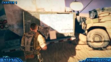 Spec Ops: The Line - ''Все Разведданные''