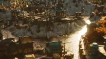 World of Warcraft - Как выглядит локация Боралус с высоты птичьего полета