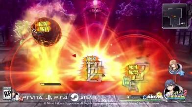 Tokyo Xanadu геймплей видео 2