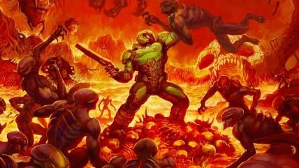 Doom был удален из списка игр для Xbox One X