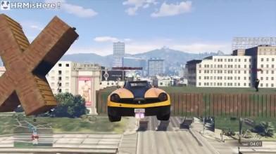 Grand Theft Auto 5 - Thug Life и Забавные моменты (Победы, Трюки и Неудачи #51)