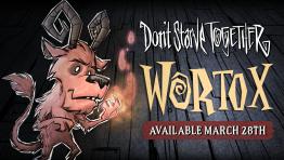 Don't Starve Together: Вортокс уже в игре