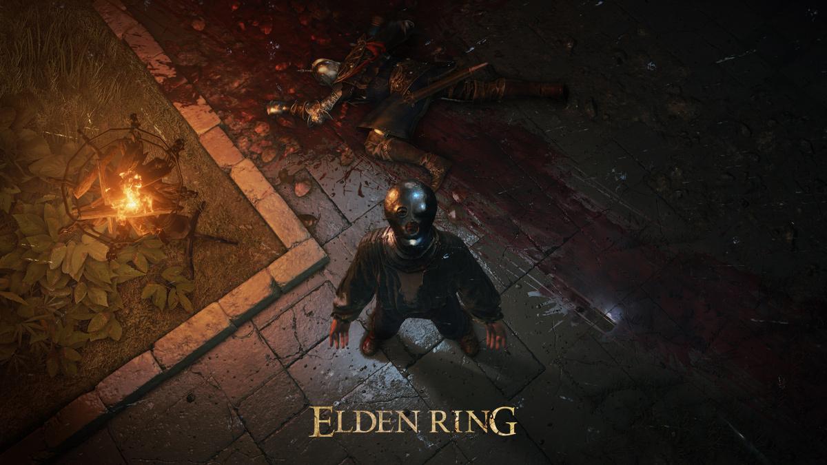 FromSoftware опубликовала в Твиттере странное новое изображение Elden Ring