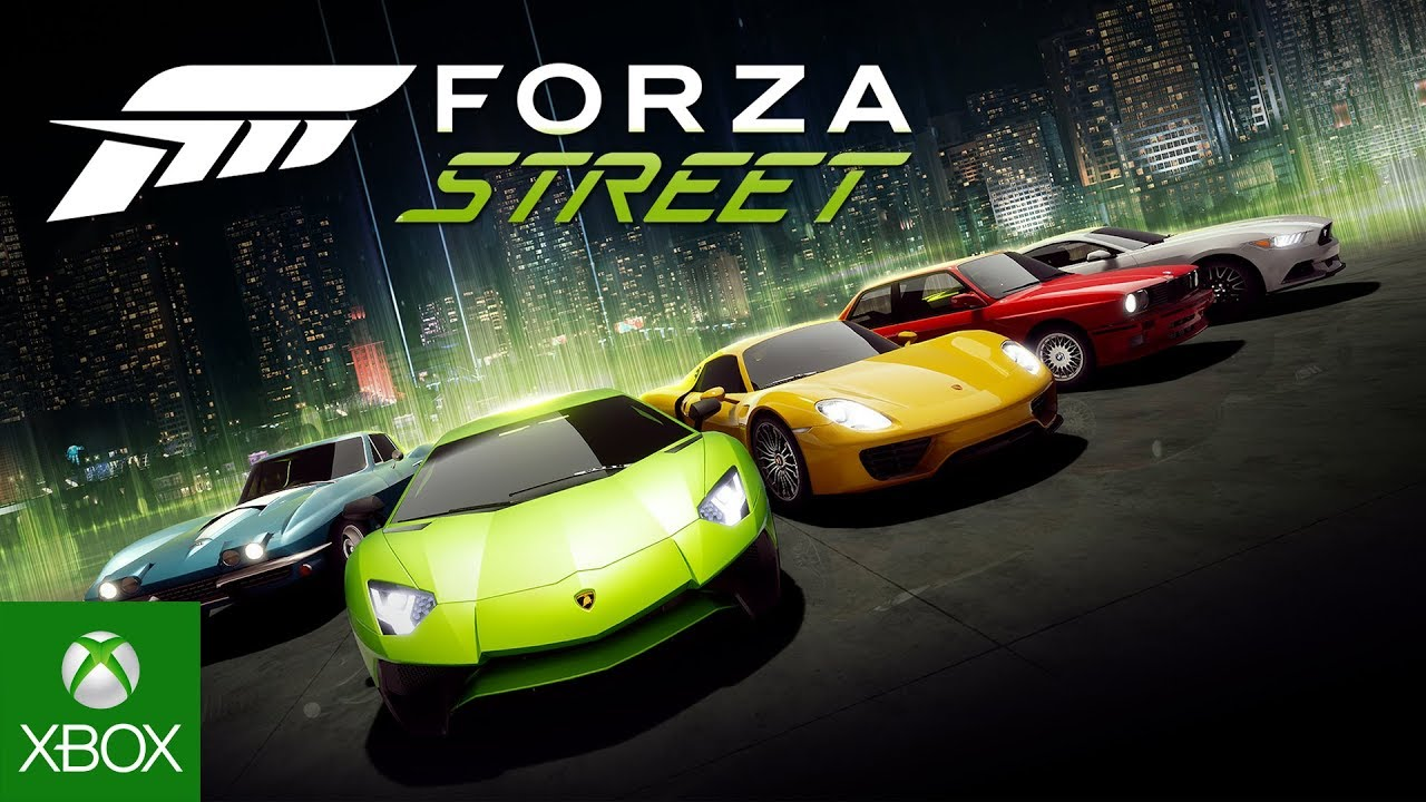 Трейлер условно-бесплатной Forza Street