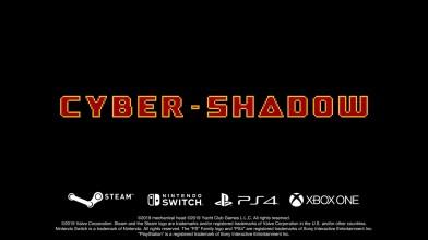 Трейлер платформера Cyber Shadow