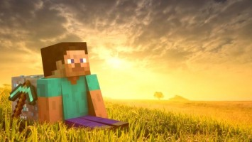 Симпсоны переезжают в Minecraft — теперь и на PlayStation