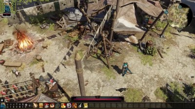 Тест Divinity: Original Sin 2 на слабом ПК (2-6 Cores, 4-12 Ram,GeForce GT 630/Radeon HD 7870)