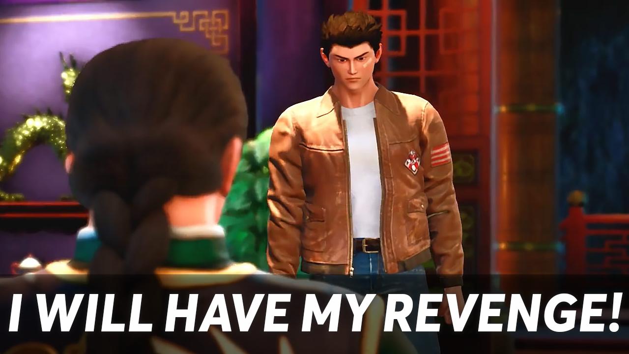 Самая ожидаемая мною игра на E3 2019 и в этом году в целом!