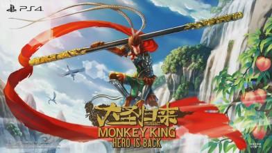 Геймплей Monkey King: Hero Is Back с Chinajoy 2018