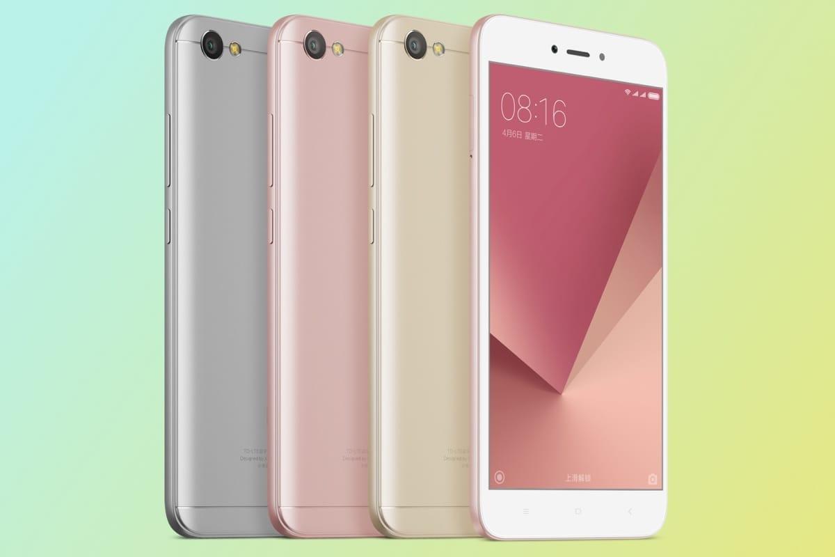 Состоялся тихий анонс Xiaomi Redmi 5A