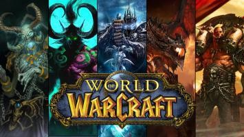 Blizzard забанила около 100 тыс. пользователей World of Warcraft