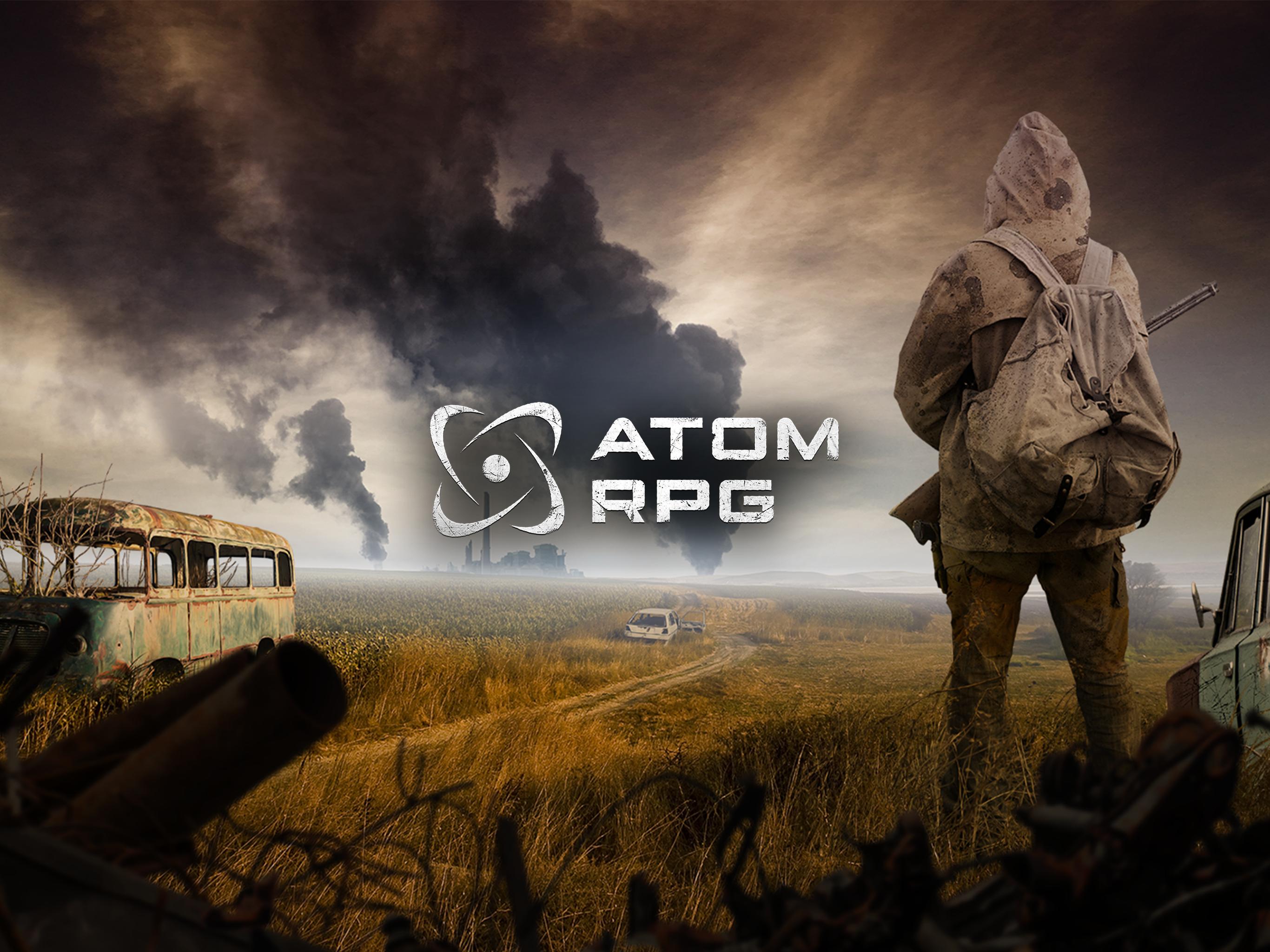 ATOM RPG выйдет на iOS 29 мая - версия для Андроид выйдет чуть позже