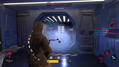 Star Wars Battlefront: Геймплей Death Star DLC