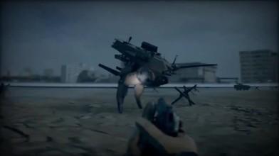 Новый короткий геймлейный ролик Russia 2055