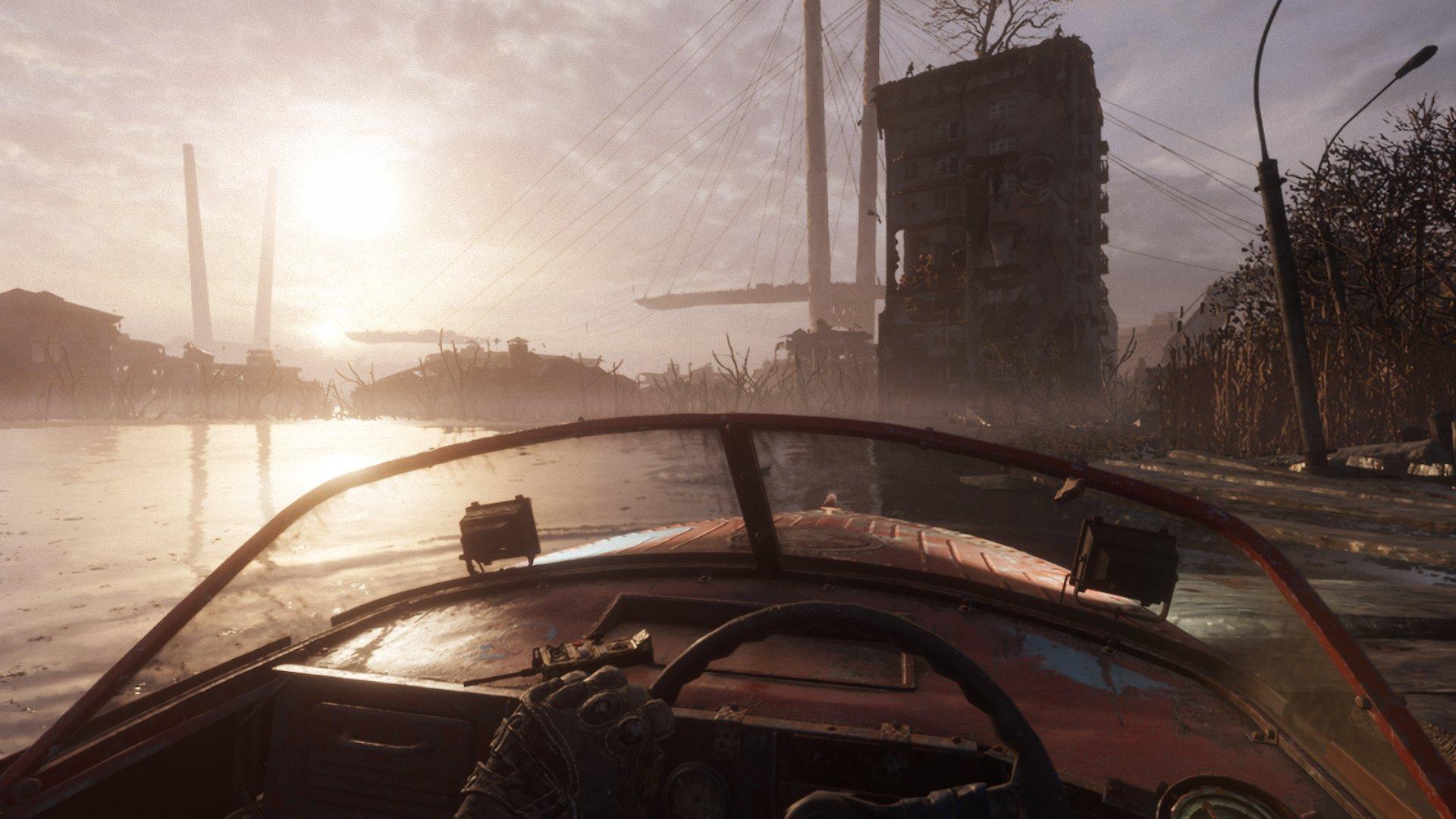 Релизный трейлер дополнения 'История Сэма' для Metro Exodus