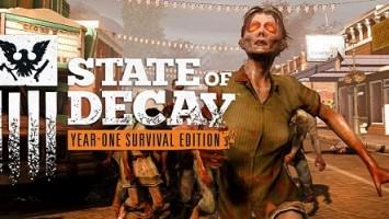 Раскрыт список достижений для Xbox One переиздания хоррор-экшена State of Decay: Year One Survival Edition