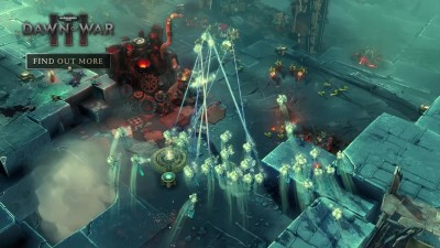 Warhammer 40.000: Dawn of War 3-Эльдары