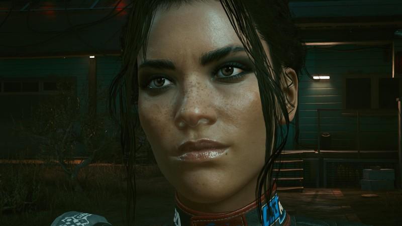 Обычное лицо