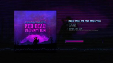 Synthwave дань памяти Red Dead Redemption (Full 3-Track EP)