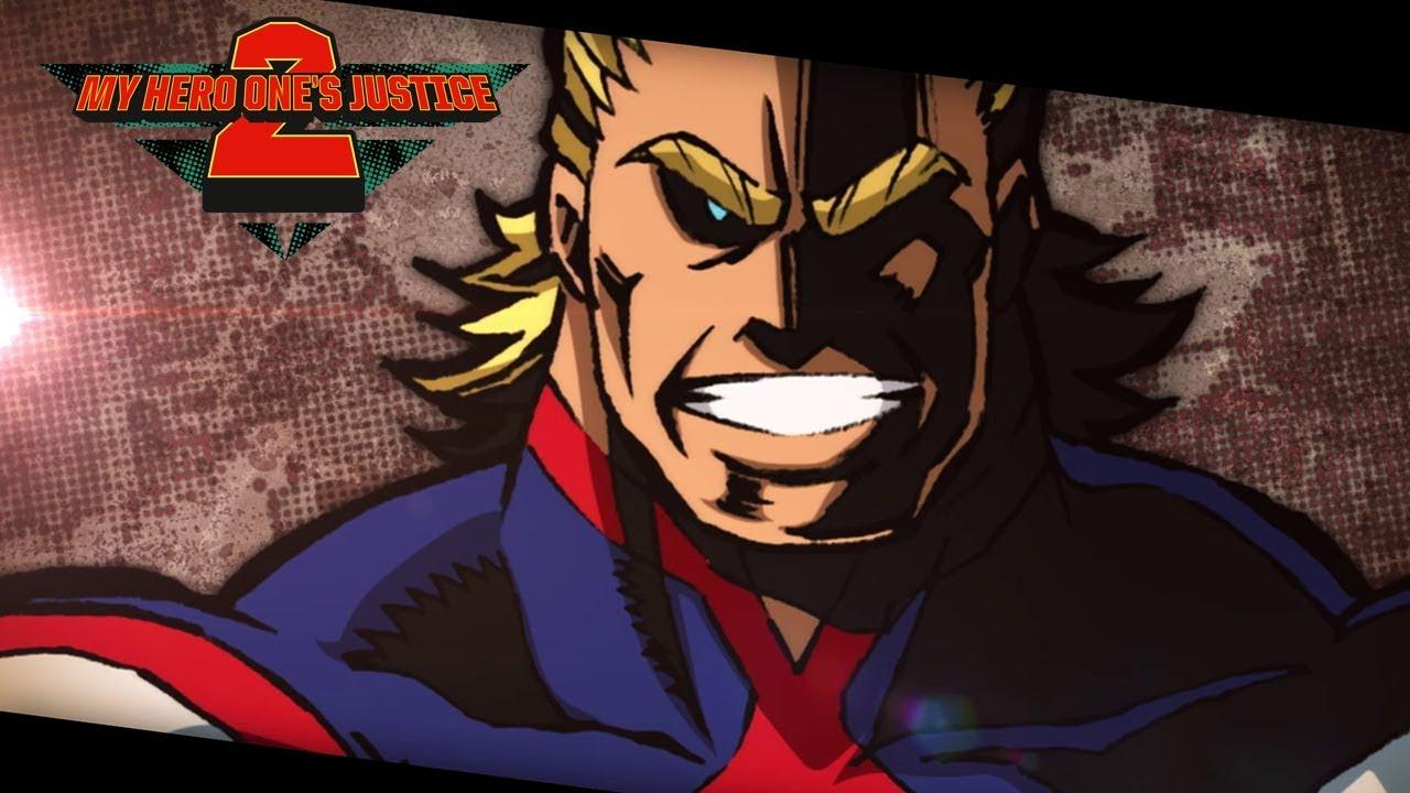 Четвёртый трейлер My Hero One's Justice 2