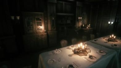 Геймплей Residence of Evil: Vigil