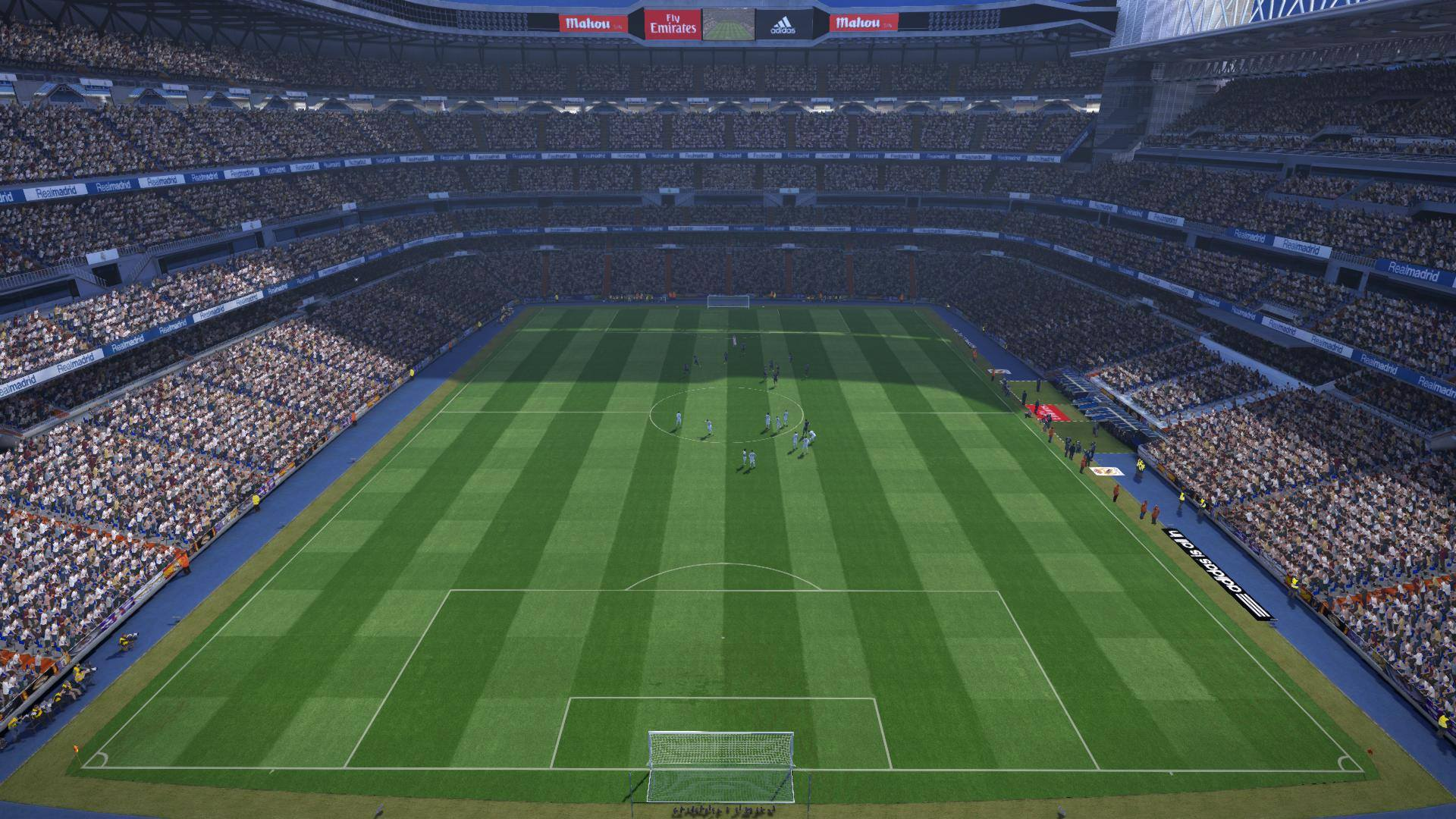 PES 2016 Pack Stadiums 01 BETA By
