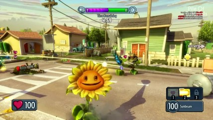Пасхалки в Plants vs. Zombies- Garden Warfare [Easter Eggs]