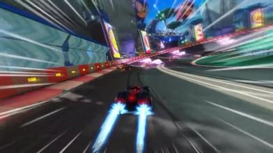 Team Sonic Racing - Геймплейный трейлер - Nintendo Switch