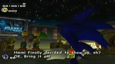 """Sonic Adventure 2 """"Hero Bosses"""""""