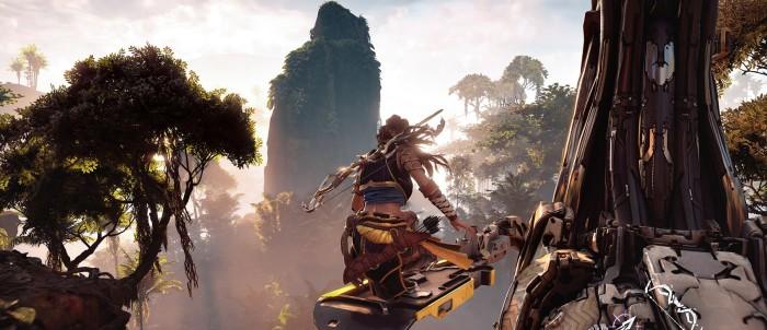Приготовьтесь к лавине нового геймплея Horizon: Zero Dawn