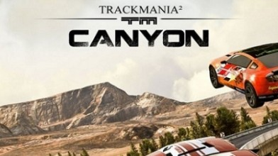 Новый трейлер TrackMania 2 Canyon