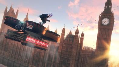 """Скриншоты и промо-арты Watch Dogs Legion, а также трейлер фигурки """"Сопротивление Лондона"""""""