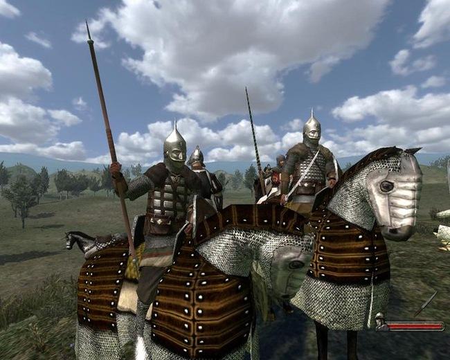 Mount and blade warband скачать все моды