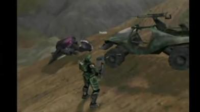 Halo: Combat Evolved - Бета версия с видом от 3 лица