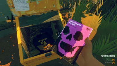 Пасхалки FIREWATCH (Easter Eggs)