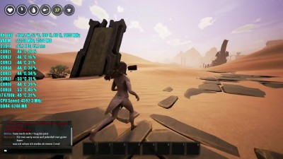 Conan Exiles Early Access RX 480 8GB OC | 1080p | Фреймрейт ТЕСТ