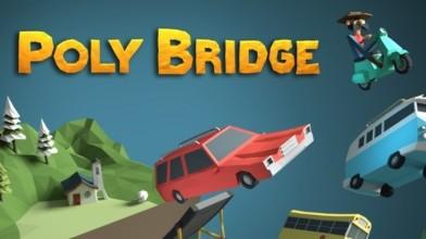Мостостроительный симулятор Poly Bridge выйдет на Switch
