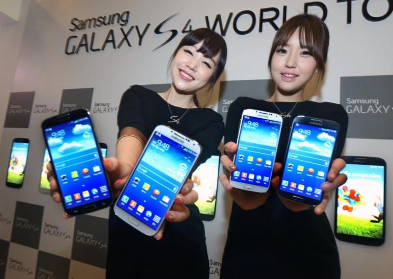 Samsung Galaxy S4 — первый серийный смартфон с процессором на гибридной архитектуре