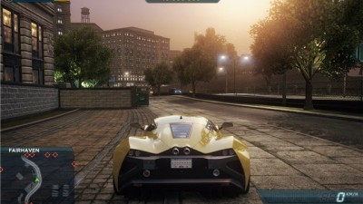 Need for Speed Most Wanted 2012 Сочная Графика =)
